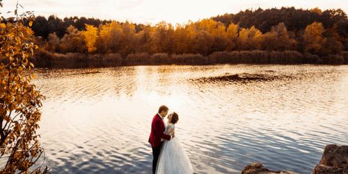 Autumn Wedding Lake District