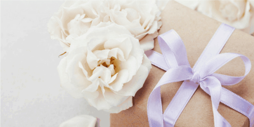 A Beginner's Guide To Writing Your Wedding Gift List