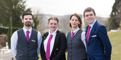 Broadoaks Wedding Staff