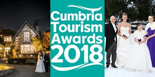 Cumbria Wedding tourism awards