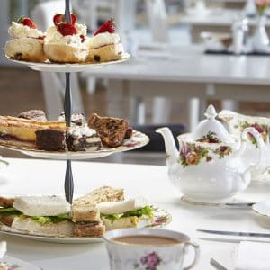Traditional Lake District Afternoon Tea for Two Gift Voucher Image