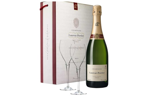 Champagne gift pack