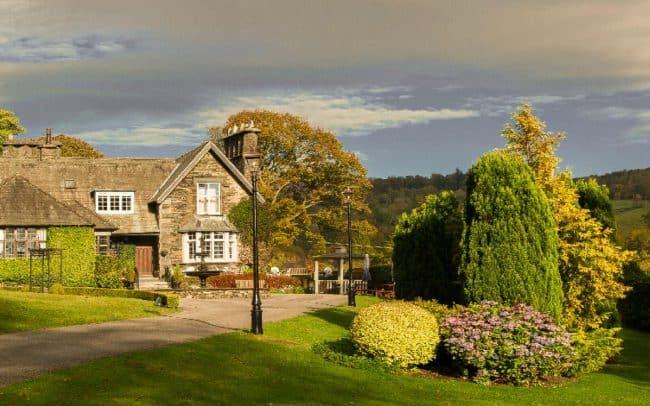 Broadoaks Country House in Windermere exteriror