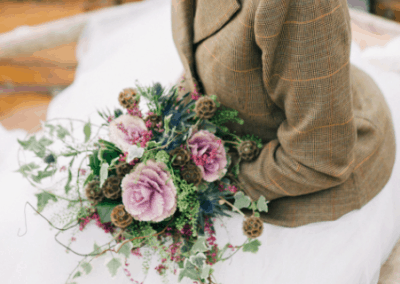 Country WEdding Flowers LAke District