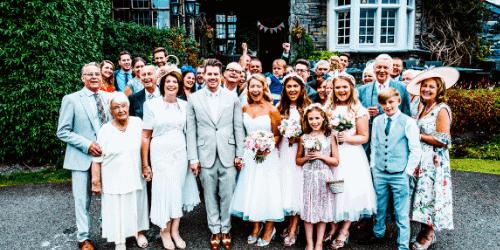 Dirty Dancing Themed Wedding at Broadoaks in Windermere Wedding Venue