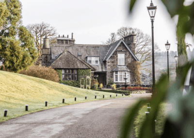 Broadoaks Country House Boutique Hotel Windermere