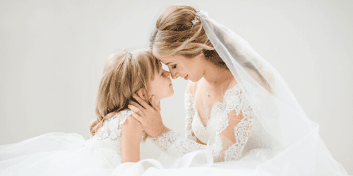 how to include your little on in your wedding day