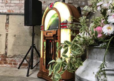 Wedding jukebox hire Lake District