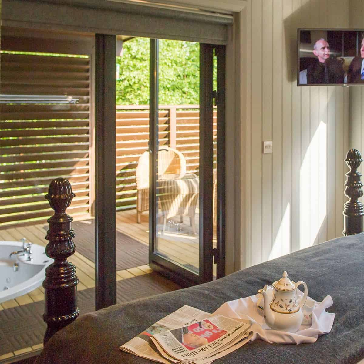 Luxury Hotel Windermere Broadoaks The Retreat Gallery Image 1