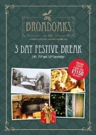 Lake District Christmas Hotel Packages