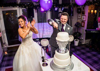 Broadoaks Lake District Wedding Hotel New Years Eve Wedding Gallery Image 13