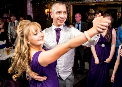 Broadoaks Lake District Wedding Hotel New Years Eve Wedding Gallery Image 14