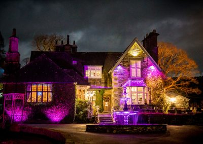 Broadoaks Lake District Wedding Hotel New Years Eve Wedding Gallery Image 17