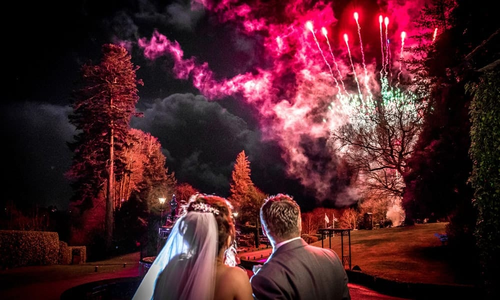 Broadoaks Lake District Wedding Hotel New Years Eve Wedding Gallery Image 22