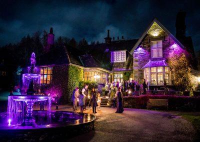 Broadoaks Lake District Wedding Hotel New Years Eve Wedding Gallery Image 23