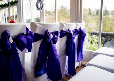 Broadoaks Lake District Wedding Hotel New Years Eve Wedding Gallery Image 5