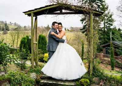 Broadoaks Lake District Wedding Hotel New Years Eve Wedding Gallery Image 8