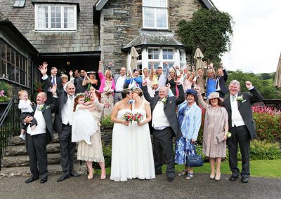 LGBT Wedding Venue In The Lake District July and August The Girls Gallery Image 2