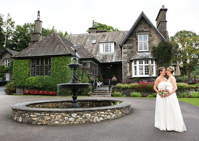 LGBT Wedding Venue In The Lake District July and August The Girls Gallery Image 11