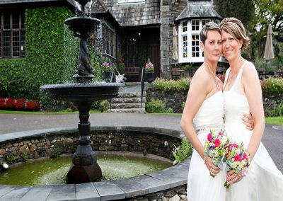 LGBT Wedding Venue In The Lake District July and August The Girls Gallery Image 12