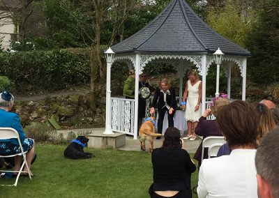 Civil Partnership Venue Lake District March and April The Girls Gallery Image 7