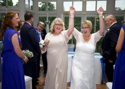 Civil Partnership Venue Windermere May and June The Girls Gallery Image 5