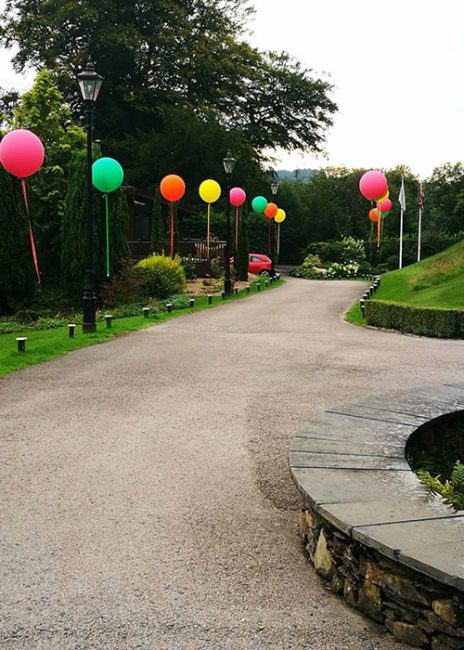 Exclusive Hire Party Venues Lake District 20th Wedding Anniversary Image 1