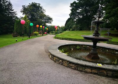 Exclusive Hire Party Venues Lake District 20th Wedding Anniversary Image 2