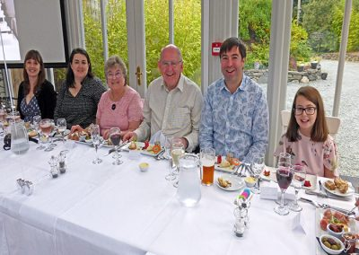 Exclusive Use Venues In The Lake District Golden Wedding Anniversary Image 3