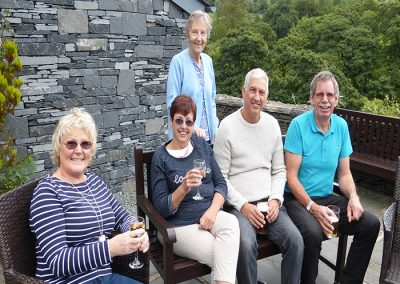 Exclusive Use Venues In The Lake District Golden Wedding Anniversary Image 8