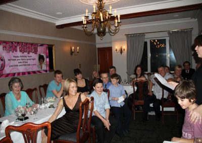 Exclusive Use Venues Windermere 70th Birthday Party Image 13