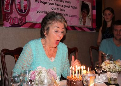 Exclusive Use Venues Windermere 70th Birthday Party Image 8