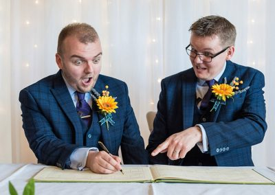 Gay Wedding Venues Lake District May and June The Boys Gallery Image 8