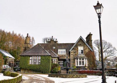 Gay Wedding Venues Lake District Winter Wonderland Gallery Image 2