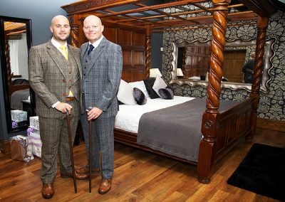 Gay Wedding Venues Lake District July and August The Boys Gallery Image 12