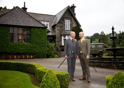 Gay Wedding Venues Lake District July and August The Boys Gallery Image 23