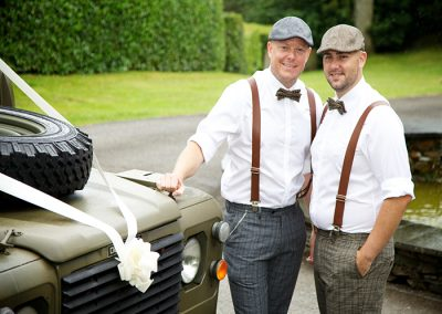 Gay Wedding Venues Lake District July and August The Boys Gallery Image 6