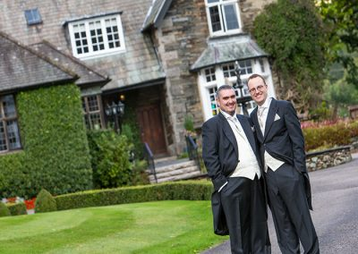 Gay Wedding Venues Lake District September and October The Boys Gallery Image 2