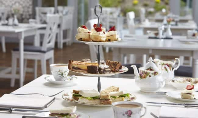 Afternoon Tea Lake District Broadoaks Wine and Dine Page Feature Image 7