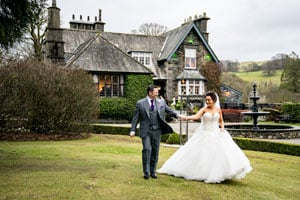Broadoaks Lake District Wedding Hotel Menu Image