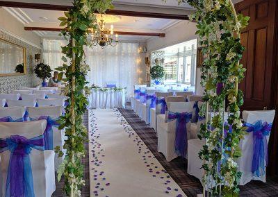 Lake District Wedding Venues Broadoaks Oak Ceremony Image 2