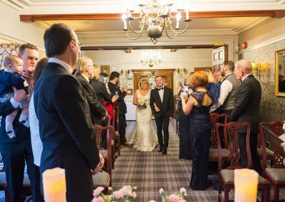 Lake District Wedding Venues Broadoaks Oak Ceremony Image 8