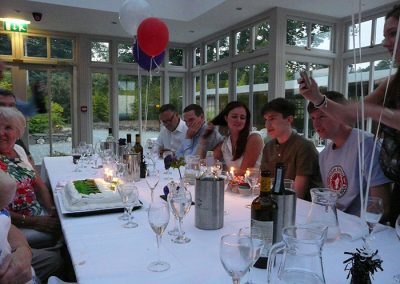 Lake District Exclusive Use Venues 80th Birthday Party Image 11