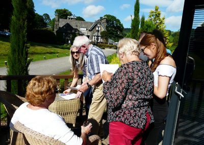 Lake District Exclusive Use Venues 80th Birthday Party Image 7