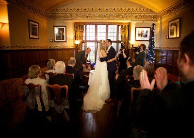 Small Wedding Venues Lake District December Wedding Gallery Image 20