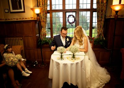 Small Wedding Venues Lake District December Wedding Gallery Image 21