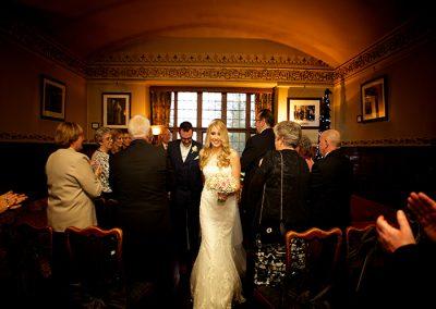 Small Wedding Venues Lake District December Wedding Gallery Image 22