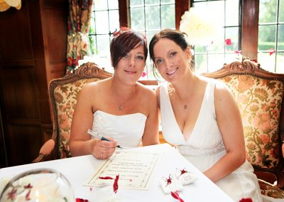Windermere Civil Partnership Venue LGBT Weddings Gallery September The Girls Gallery Image 6