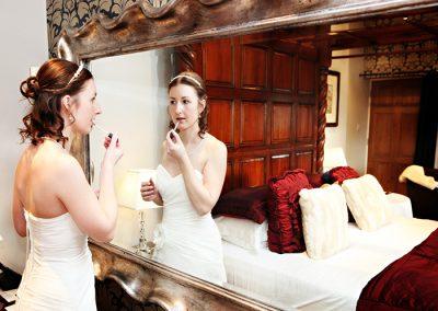 Lake District wedding venues Winter Wonderland Wedding Gallery Image 1