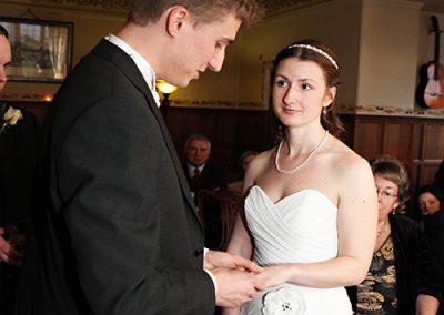 Lake District wedding venues Winter Wonderland Wedding Gallery Image 2